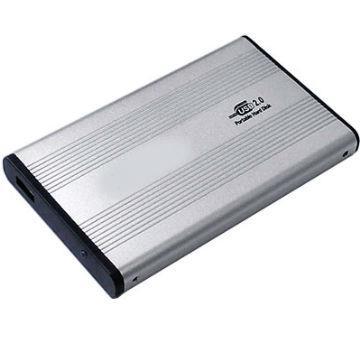 CASE P/ HD 2.5 SATA / USB 2.0 - CS01 -CS0026