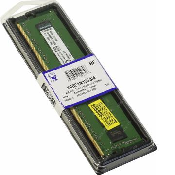 MEMORIA PC DDR4 4GB 2133 MHZ KINGSTON