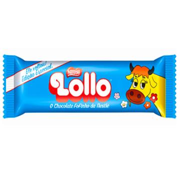 Chocolate Nestlé Lollo 28GR