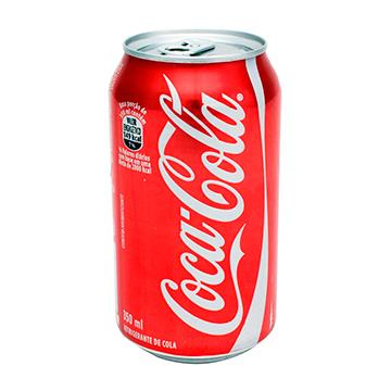 Refrigerante Coca-Cola 350ML