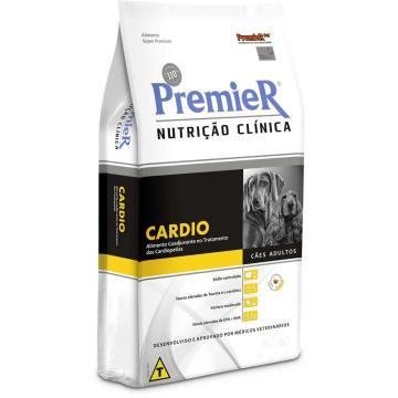 Ração Premier Super Premium Nutrição Clínica Adultos Cardio 2kg