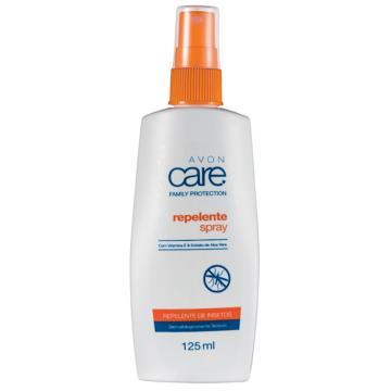 Avon Care Spray Repelente de Insetos 125ml