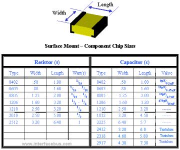 Resistor  3K Ohm  SMD 0805 - 1/8W