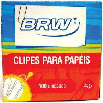 CLIPS P/ PAPEIS BRW