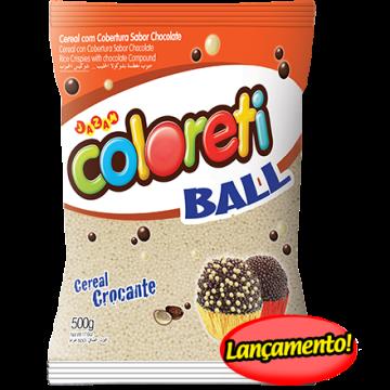 COLORETI MICRO BALL BRANCO