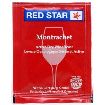 FERMENTO RED STAR MONTRACHET