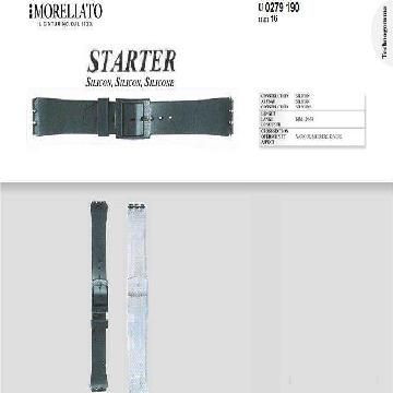 STARTER PULSEIRA DE SILICONE U0279 190