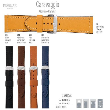CARAVAGGIO PULSEIRA DE COURO U3219 746
