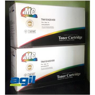 KIT 2 TONERS COMPATÍVEIS Brother TN-450