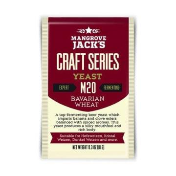 FERMENTO BAVARIAN WHEAT - MANGROVE JACKS M20 - 10G