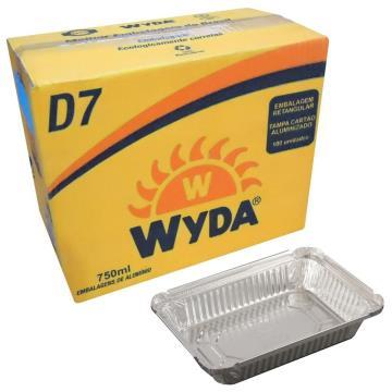 BANDEJA 750ML WYDA (C/100) (D7)