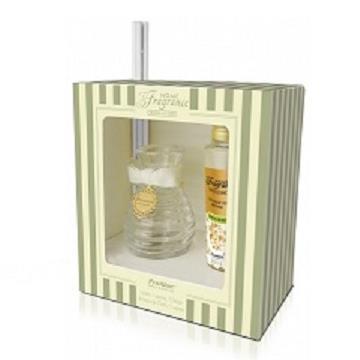 Kit Mini Difusor Luxo Lemon Grass com Vasinho - 75 ml