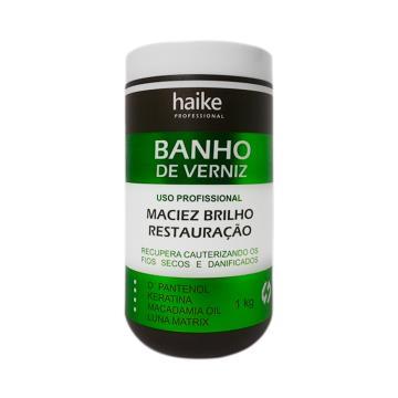 HAIKE BANHO DE VERNIZ BRILHO E HIDRATAÇÃO EXTREMO 1KG