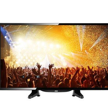 "TV 32"" LED HD LE32H1461 , 1 USB , 2 HDMI (Emb. contém 1un.) - AOC"
