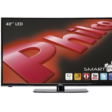 "Smart TV 40"" Led Full HD PH40E36DSGW , WiFi , 1 USB , 3 HDMI (Emb. contém 1un.) - Philco"