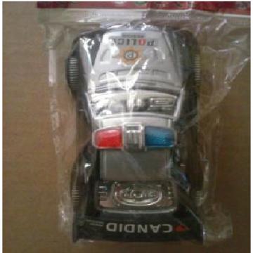 037084 Carro Polícia Plástico