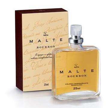 16292 Colônia Malte Bourbon  Jequiti 25ml