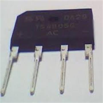 DIODO PONTE KBU-06/KBL-406/TS4B05G - 4A/600V.