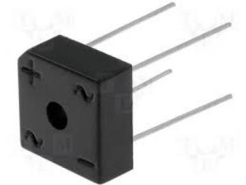 DIODO PONTE KBPC-810/KBPC1010 8A/1000V