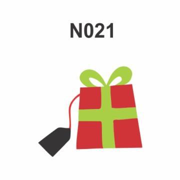 N021 - Molde PVC – Presente
