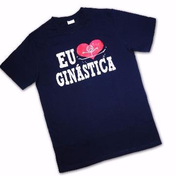 Camiseta Eu Amo GA - Adulto