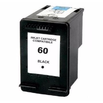 CART.  COMPATIVEL HP 60  PTO  6ml  -LS