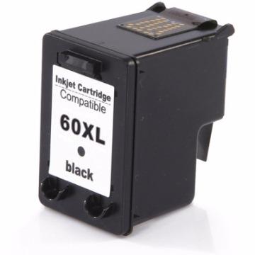 CART.  COMPATIVEL HP 60XL  PTO 15ml  -LS
