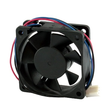 COOLER 12V  60X60X20mm (2 fios)