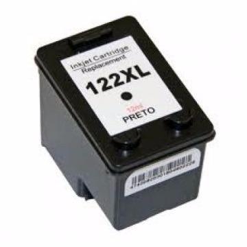 CART.  COMPATIVEL HP 122XL  PTO 20ml -EDE