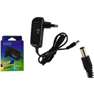 FONTE 12V  2A BIVOLT plug 5.5X2.5mm P4 - AD0039/12V / FT17