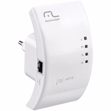 REPETIDOR WIRELESS 300MBPS MULTILASER  RE051