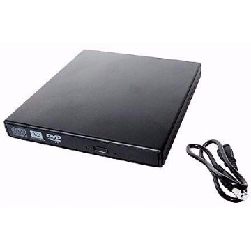 GRAVADOR  DVD EXTERNO FASTER FGDE81 USB 2.0