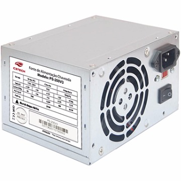 FONTE ATX  200W C3 Tech PS-200V3
