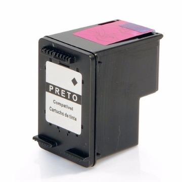 CART.  COMPATIVEL HP 664  PRETO 6ml -LS