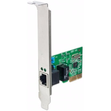 PLACA DE REDE PCI-EXPRESS 10/100/1000 (CHIP REALTEK) - PC0034
