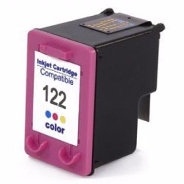 CART.  COMPATIVEL HP 122 COLOR 6ml -LS