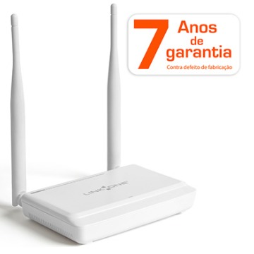 REPETIDOR WIRELESS 300MBPS LINK-ONE L1-AP312RE