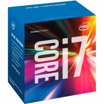 PROCESSADOR 1151P CORE I7-7700 3.6GHZ 8MB BOX 7ª geração