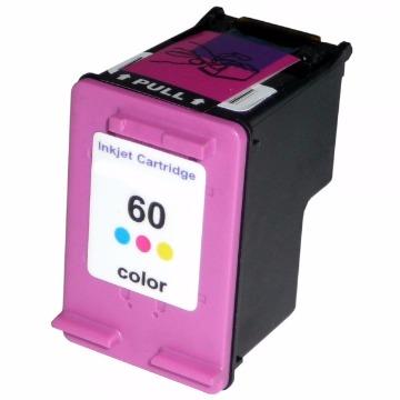 CART.  COMPATIVEL HP 60 COLOR  9ml  -LS