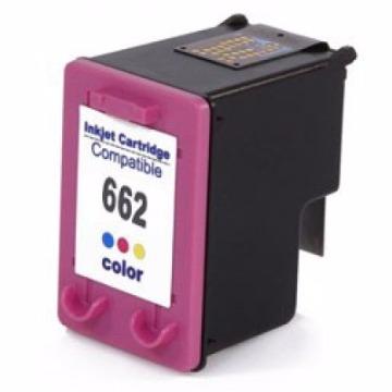 CART.  COMPATIVEL HP 662 COLOR  7ml -LS