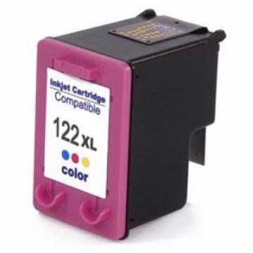 CART.  COMPATIVEL HP 122XL COLOR 15ml -LS