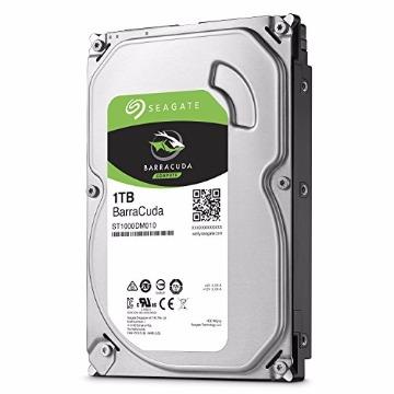 HD 1TB SATA III 7200RPM 64MB ST1000DM010