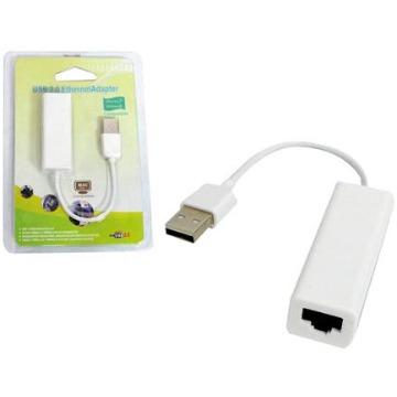 ADAP. USB REDE RJ45 10/100 C/CABO - AD04/CB0124