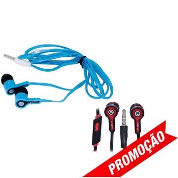 FONE DE OUVIDO  P/CEL BLUTIME - FON0057