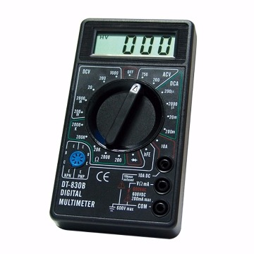 MULTIMETRO DIGITAL DT830B - TT0003/15999