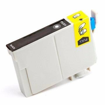 CART.  COMPATIVEL EPSON T0631 PRETO 8ml