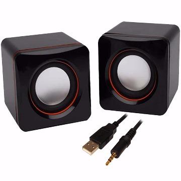 CAIXA DE SOM USB  5W RMS - CX01/CX0023