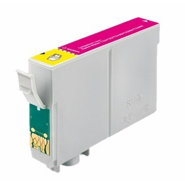 CART.  COMPATIVEL EPSON T0633 MAGENTA 13ml