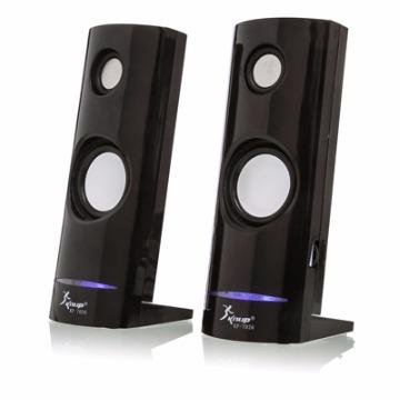 CAIXA DE SOM USB KNUP KP-7026 5W - CX08