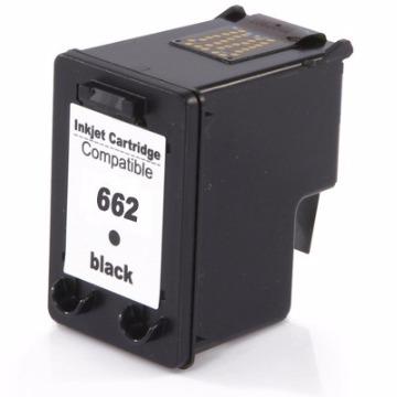 CART.  COMPATIVEL HP 662  PRETO  4ml -LS